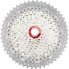 SunRace CSMX80 Cassette 11-speed, metallic